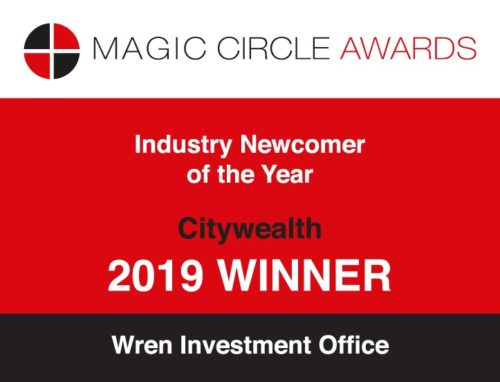 Wren wins Industry Newcomer of the Year 2019